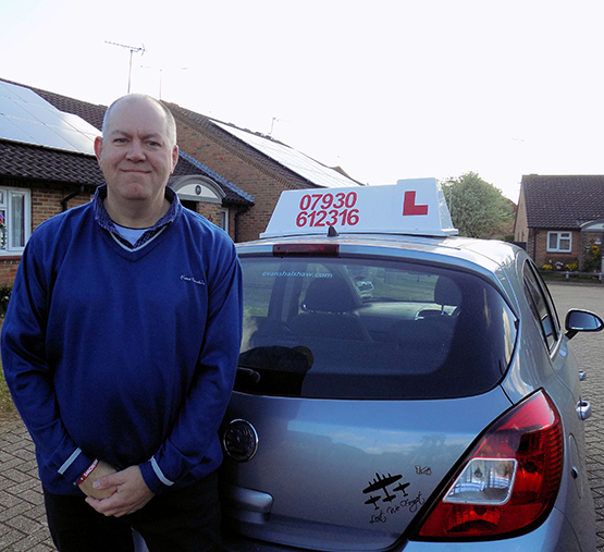 Rob Hayton: Heronswood Driving Tuition Approved Driving Instructor
